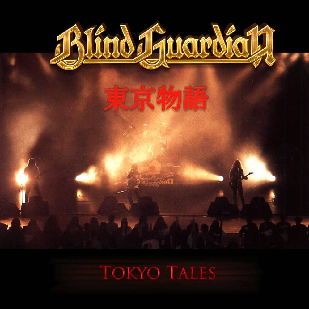 Blind Guardian - Tokyo Tales [Limited Edition Orange W/Black Splatter 2LP]