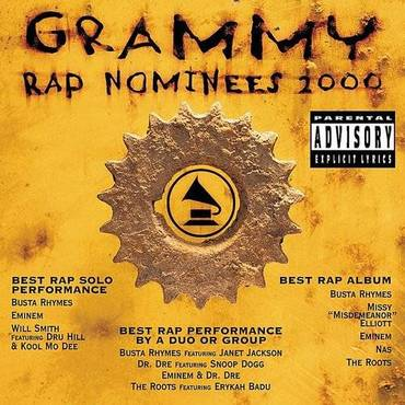 2000 Rap GRAMMY® Nominees