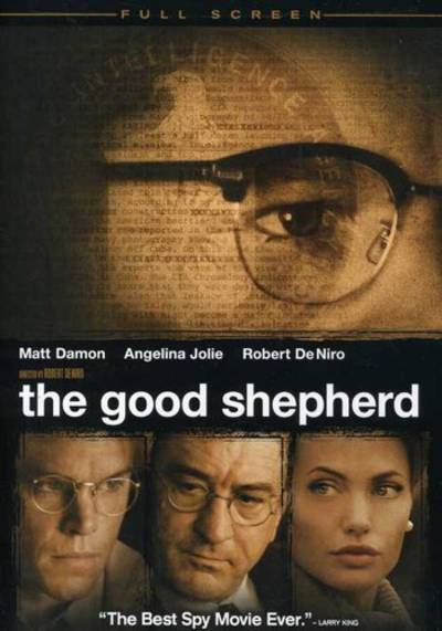 Damon/Jolie/De Niro - Good Shepherd