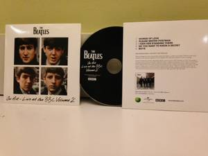 The Beatles - Free CD EP