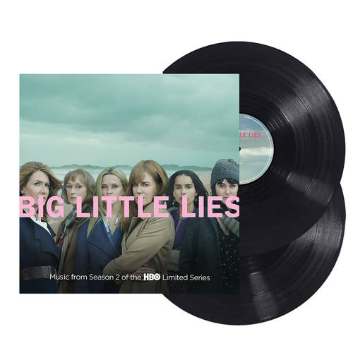 Big Little Lies [Music From Season 2 of the HBO Limited Series 2LP]