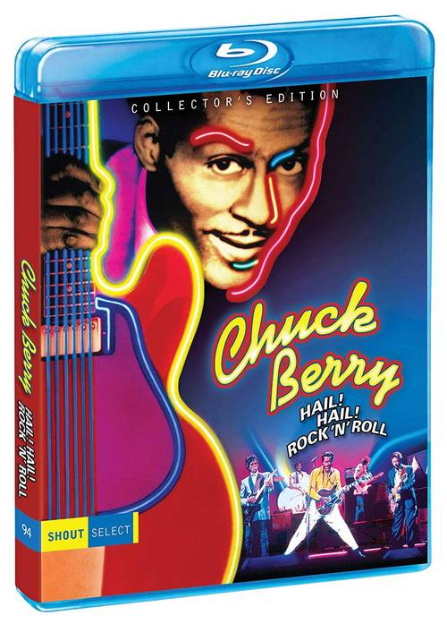 Chuck Berry: Hail! Hail! Rock 'n' Roll [Blu-ray]