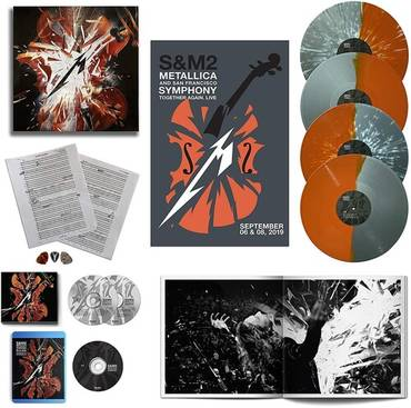S&M2 [Limited Edition Deluxe Box Set]