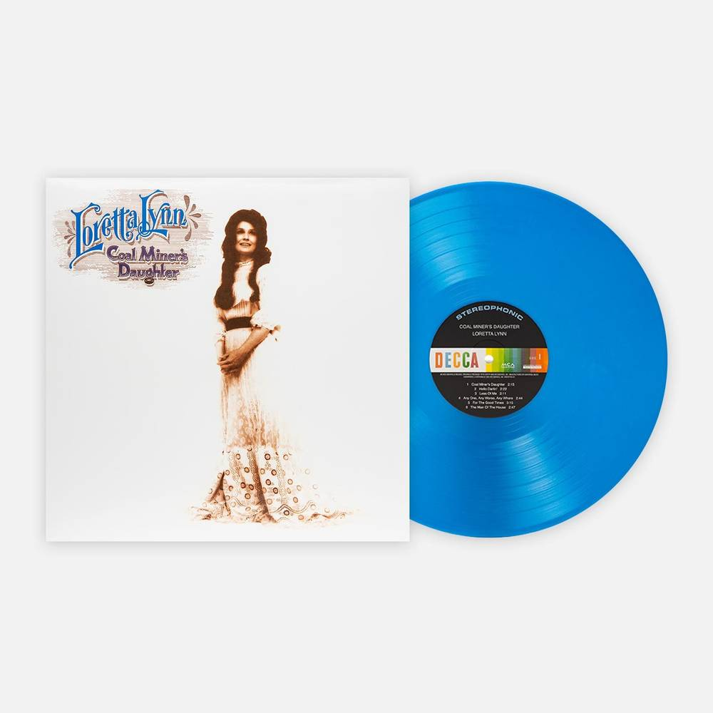 Loretta Lynn - Coal Miner's Daughter (Vinyl Me Please)