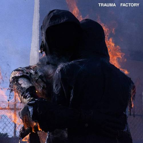 nothing,nowhere. - Trauma Factory [LP]
