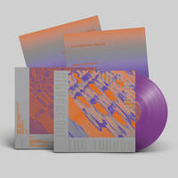Hiro Kone - Silvercoat the throng [Purple LP]
