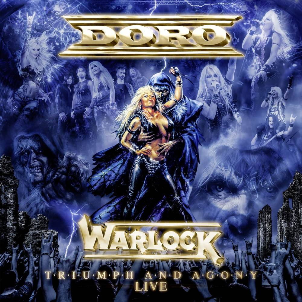 Doro - Warlock - Triumph & Agony Live [CD+Blu-ray+Figure]