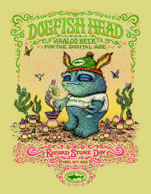 RSD 2015 Dogfish Poster
