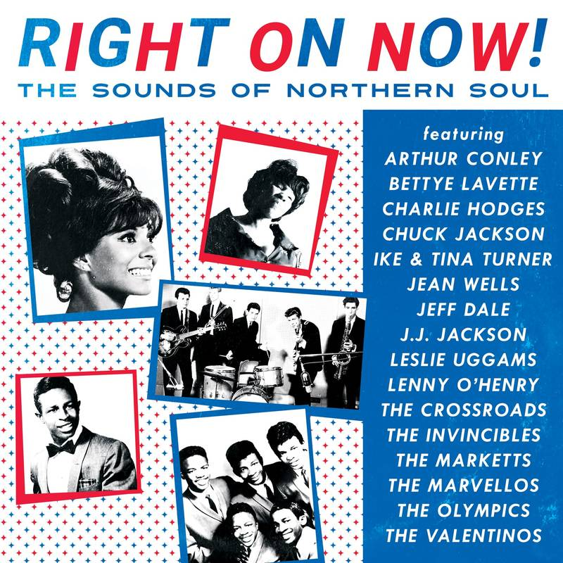 Various Artists Right On Now! The Sounds of Northern Soul