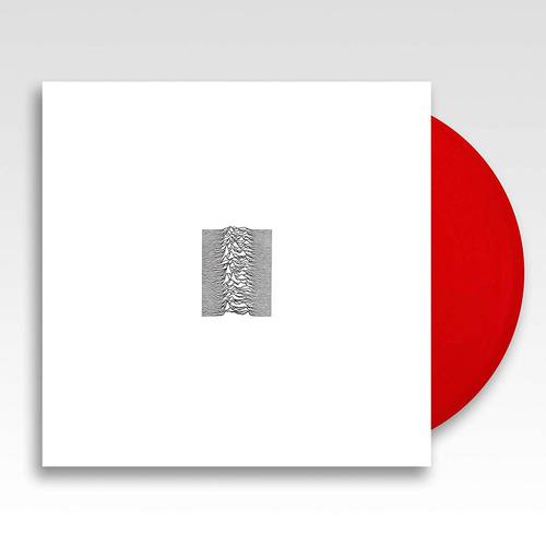 Unknown Pleasures [40th Anniversary Limited Edition Red LP]
