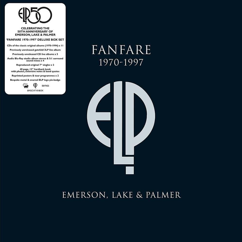 Emerson, Lake & Palmer - Fanfare: The Emerson, Lake & Palmer Box