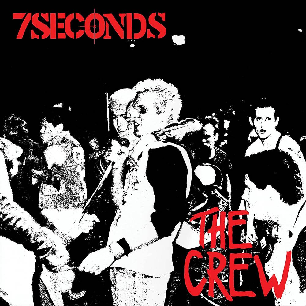7seconds - The Crew - Deluxe Edition [LP]
