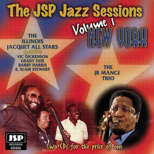 The JSP Jazz Sessions, Vol.1: New York 1980