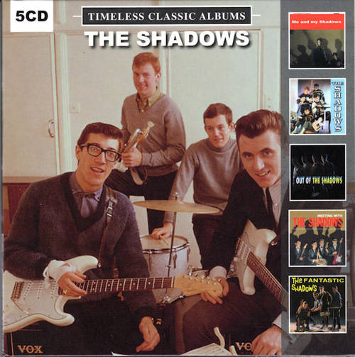 The Shadows - TIMELESS CLASSIC ALBUMS