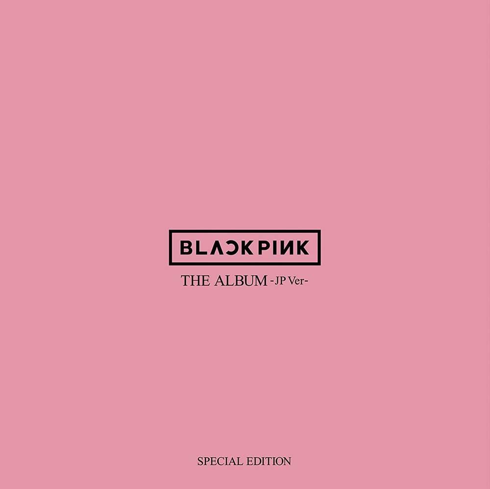 BlackPink - The Album: Japanese Version (incl. DVD) [Import]