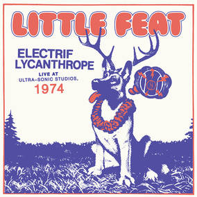 Electrif Lycanthrope: Live at Ultra-Sonic Studios, 1974