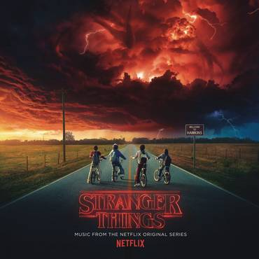 Stranger Things: Music from the Netflix Original Series [2LP]