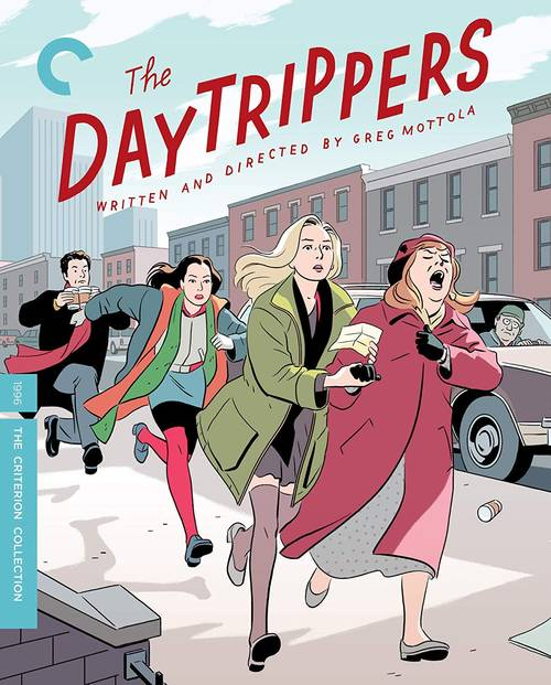 Criterion Collection: Daytrippers / (4k Rstr Spec)