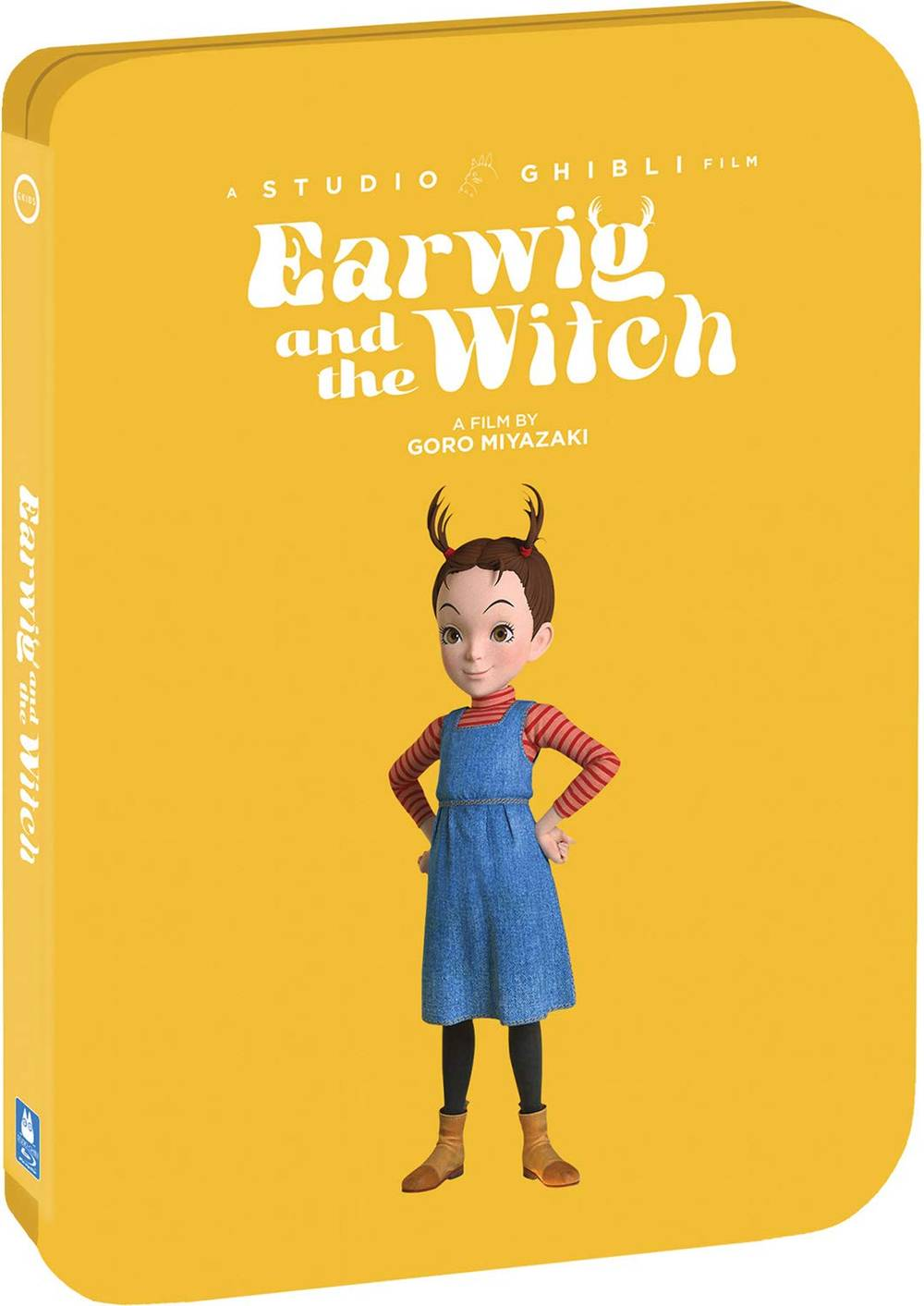 Earwig and the Witch [Movie] - Earwig and the Witch  (Limited Edition Steelbook)