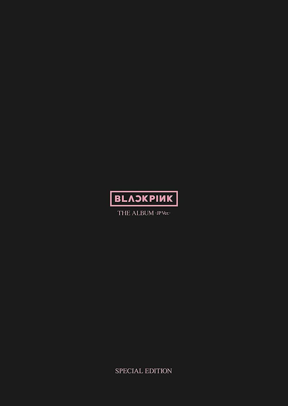BlackPink - The Album: Japanese Version (Limited Edition) (incl. 2 x Blu-Ray + Booklet) [Import]