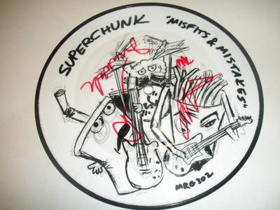 Superchunk - Misfits and Mistakes