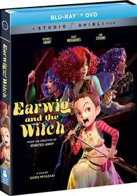 Earwig and the Witch [Movie] - Earwig and the Witch