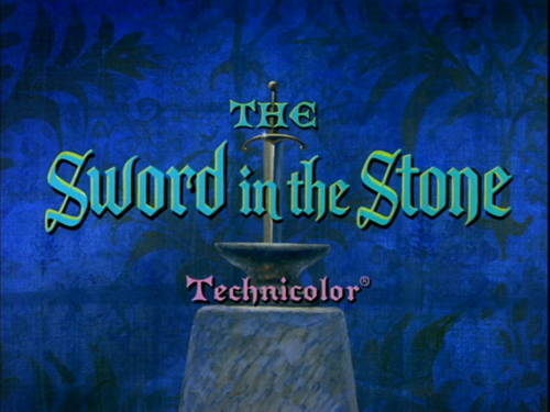 Sword In The Stone [Disney Movie]