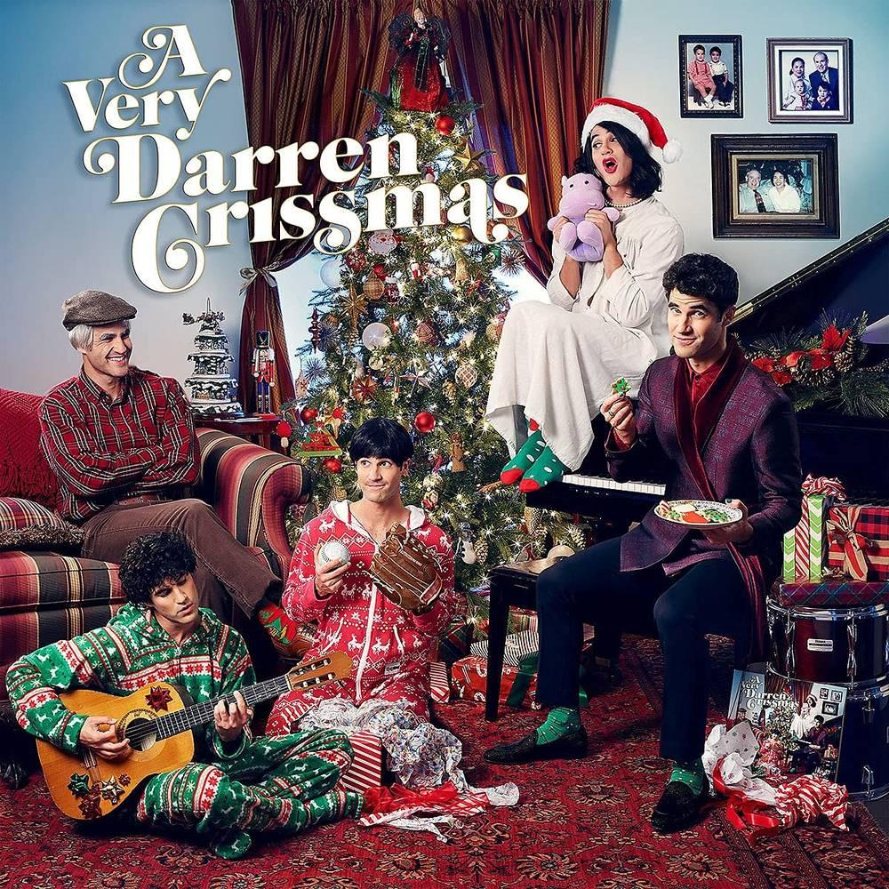 Darren Criss - A Very Darren Crissmas [LP]