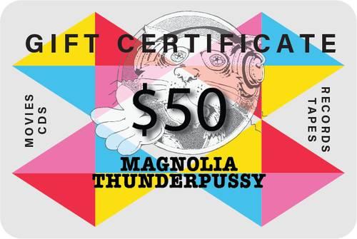 Gift Certificate - Gift Certificate $50.00