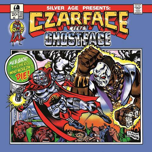 Czarface Meets Ghostface [LP]