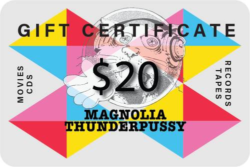 - Gift Certificate $20.00