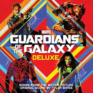 Guardians Of The Galaxy [Deluxe Soundtrack 2LP]