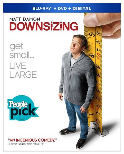 Downsizing [Movie] - Downsizing