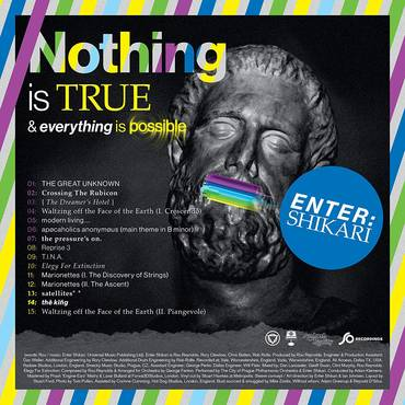 Nothing Is True & Everything Is Possible [Indie Exclusive Limited Edition Clear with Green and Purple Splatter LP]