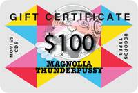 - Gift Certificate $100.00