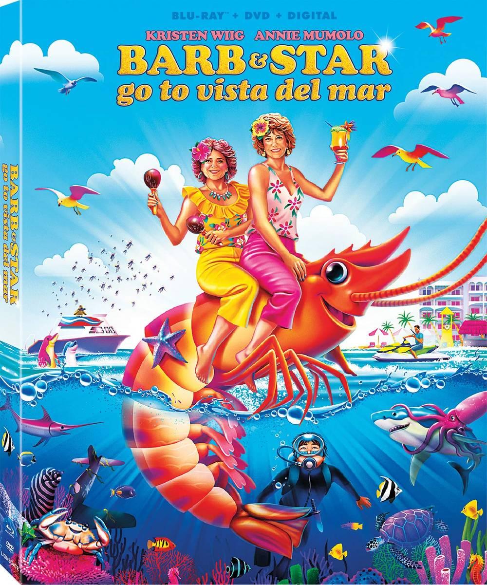 Barb & Star Go to Vista Del Mar [Movie] - Barb and Star Go to Vista Del Mar
