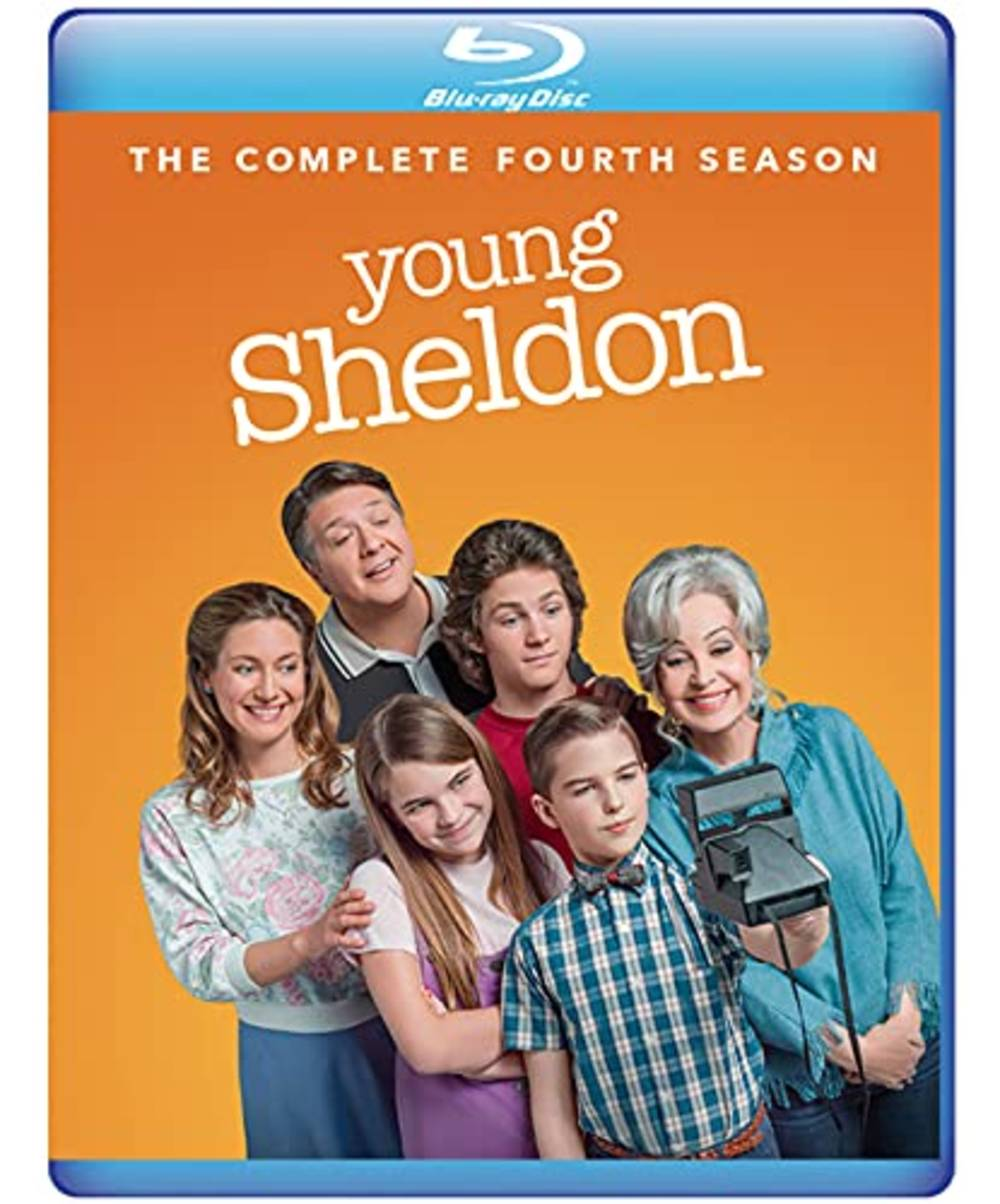 Young Sheldon [TV Series] - Young Sheldon: The Complete Fourth Season