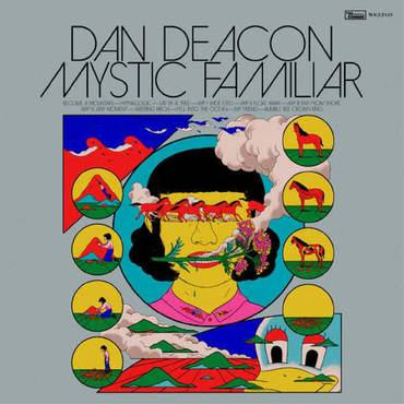 Mystic Familiar [Indie Exclusive Limited Edition Silver LP]