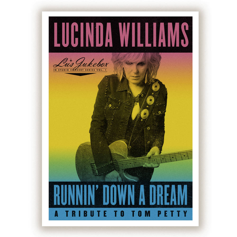 Lucinda Williams - Runnin' Down A Dream: A Tribute To Tom Petty [LP]