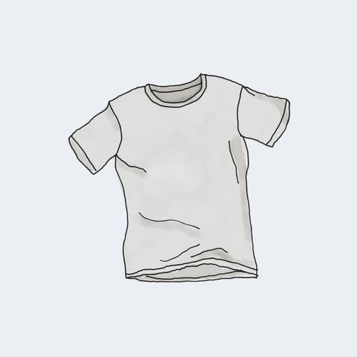 Dearborn Music - T-Shirt Design 1 Example [XL] [Blue]