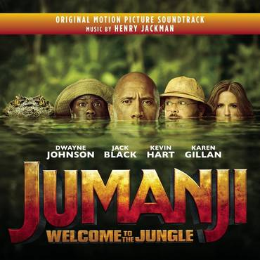 Jumanji: Welcome To The Jungle [Soundtrack]