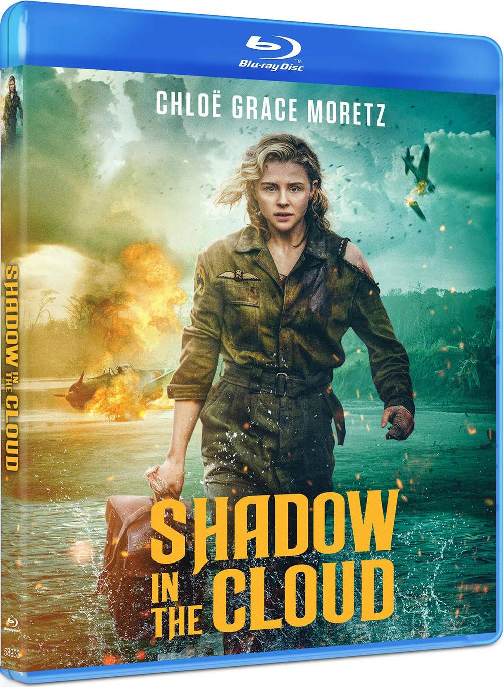 Shadow in the Cloud [Movie] - Shadow in the Cloud