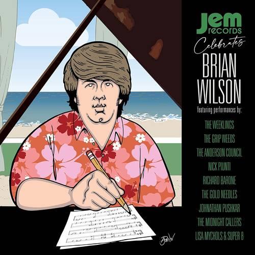 Various Artists - Jem Records Celebrates Brian Wilson