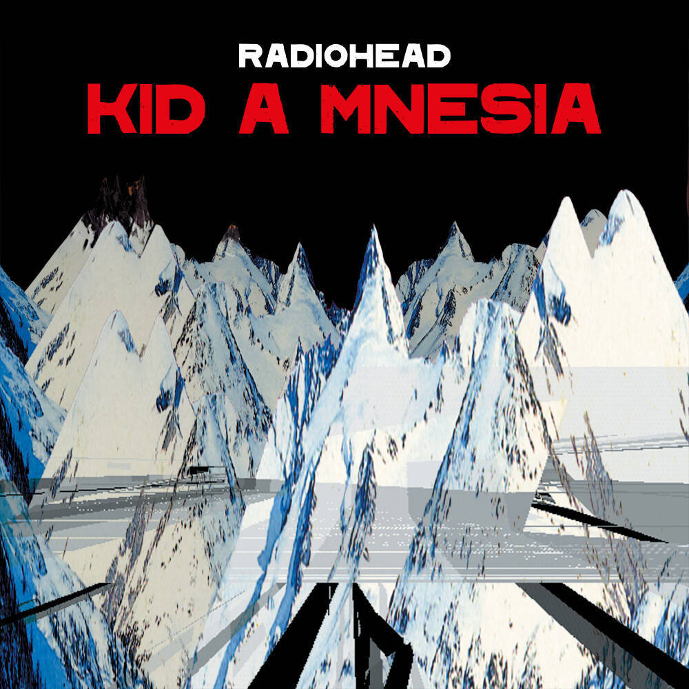 Radiohead - KID A MNESIA [Indie Exclusive Limited Edition Red 3LP]