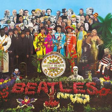 Sgt. Pepper's Lonely Hearts Club Band [2017 Stereo Mix LP]