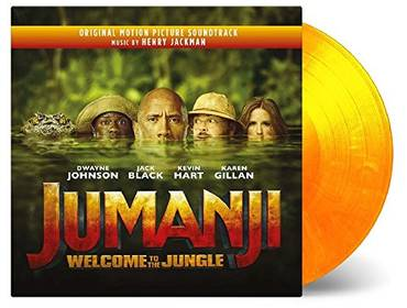 Jumanji: Welcome To The Jungle [Limited Edition 2LP Soundtrack]