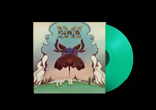 The Zoo - Presents Chocolate Moose [RSD Essential Indie Colorway Spearmint Green LP]