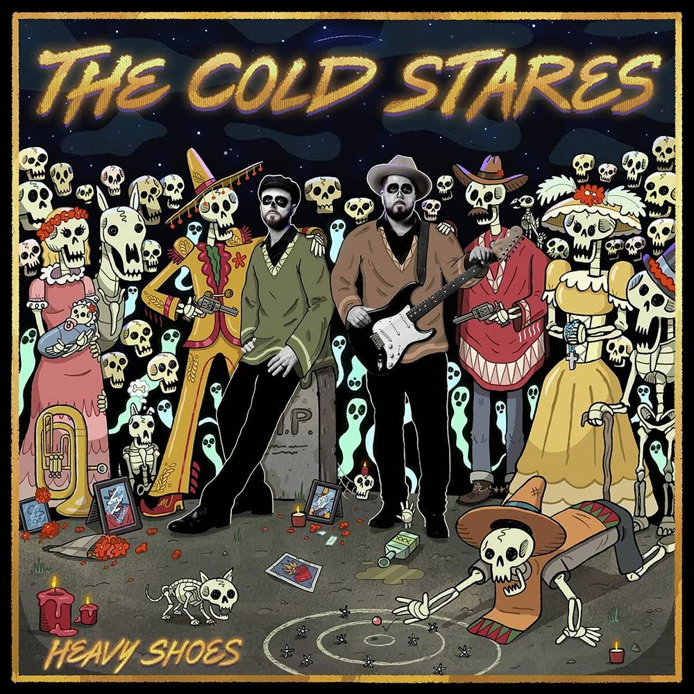 The Cold Stares - Heavy Shoes [Shiny Gold LP]