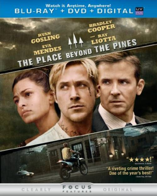 Place Beyond The Pines (2pc) (W/Dvd) / (Snap Uvdc)