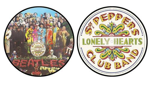 Sgt. Pepper's Lonely Hearts Club Band [Limited edition Picture Disc LP]